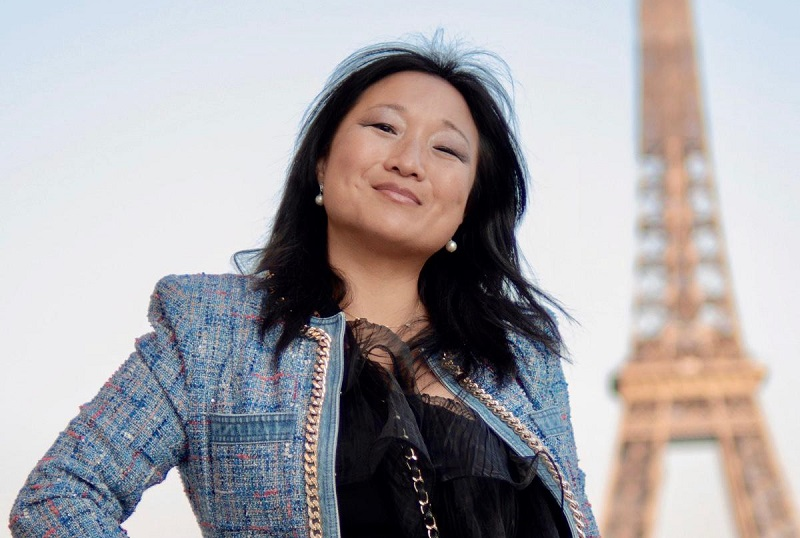 Aurélie-Jung Moron: The businesswoman who changed the dynamics of the network marketing and financial industry with her own style