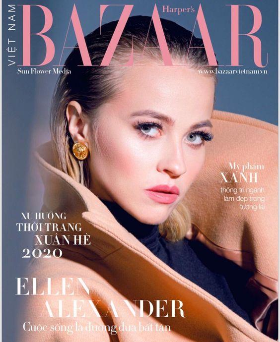 The New Queen Of Entertainment – Ellen Alexander