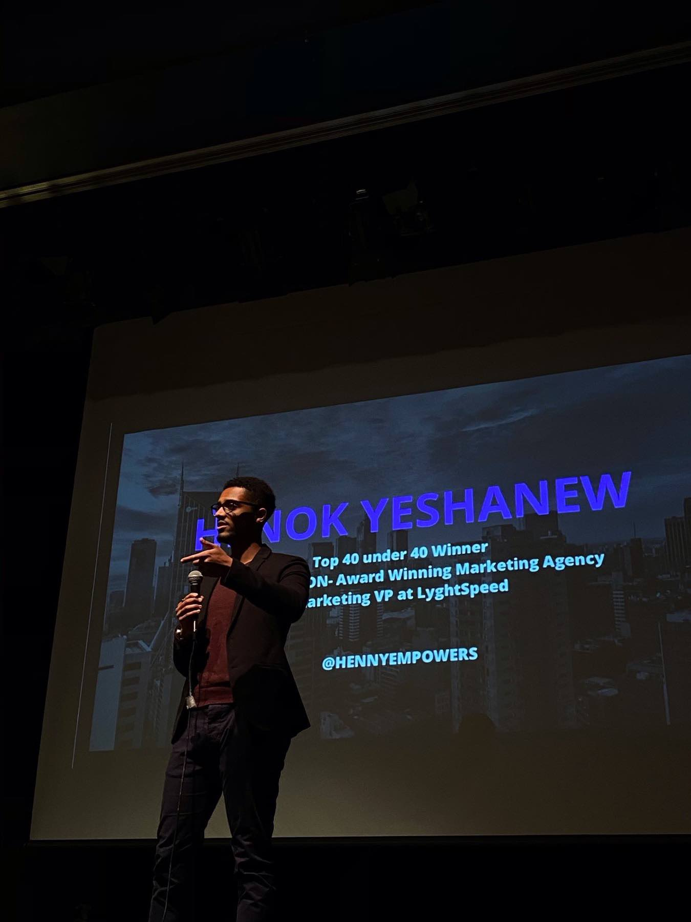 Henny Yeshanew – Journey of an Ambitious Entrepreneur