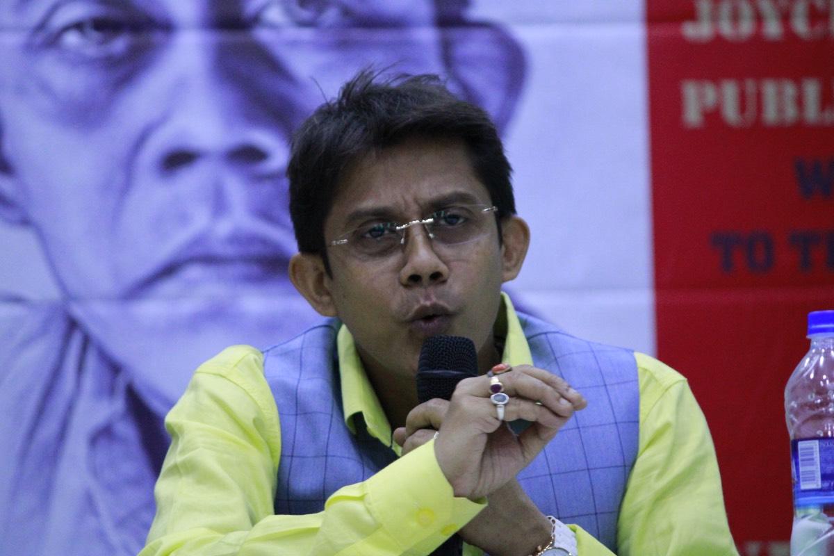 Nilotpal Roy : A Sui Generis Author, Unsung Like Occidental Markson and Oriental Ranganayakamma