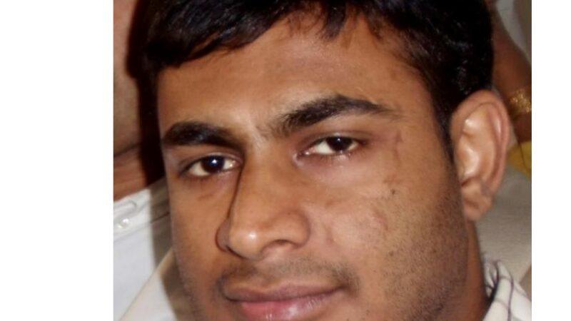 Sageer Nelliparamban and Online check writer