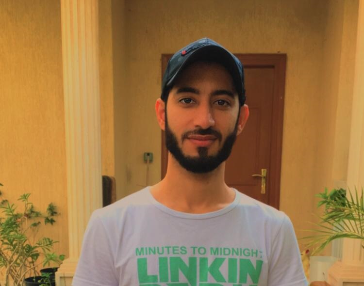 Freeing the society from malware and cybercrimes is an international technical expert named Waheed Al Marzooqi