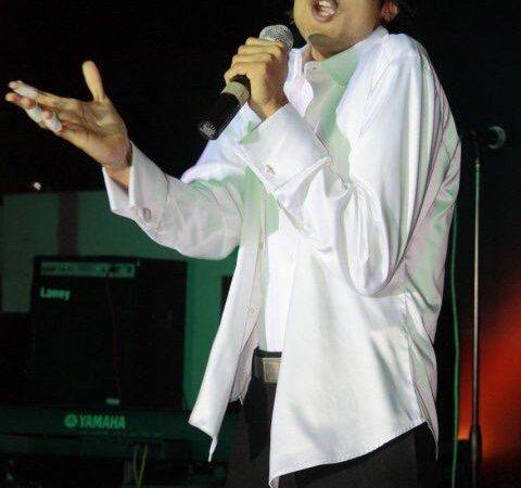 Indian singer Nikhil Gangavane gets BACK TO YOU