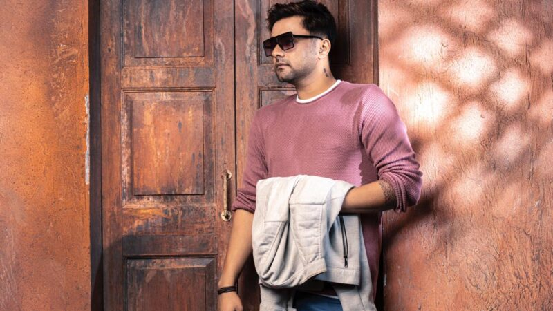 """Tanuj Kewalramani bags his first album song 'Love Addiction', says """"I always wanted to face the camera."""""""