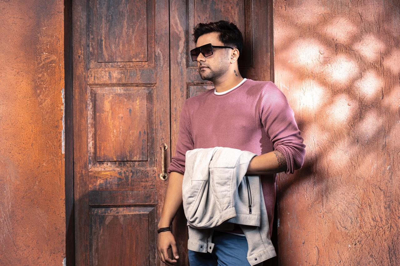 "Tanuj Kewalramani bags his first album song 'Love Addiction', says ""I always wanted to face the camera."""