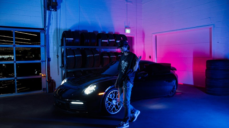 Talented Rapper X Li is Setting the Internet on Fire with His Newest Track 'Race Car'