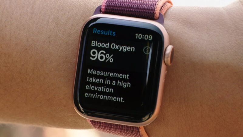 Apple Watch Series 6 'Blood Oxygen Monitor' is available in most countries around the world