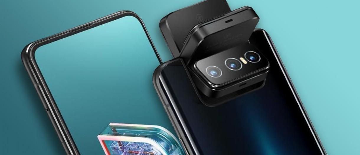 "ASUS ZenFone 7 pro review: The ""Triple Flip Camera"""
