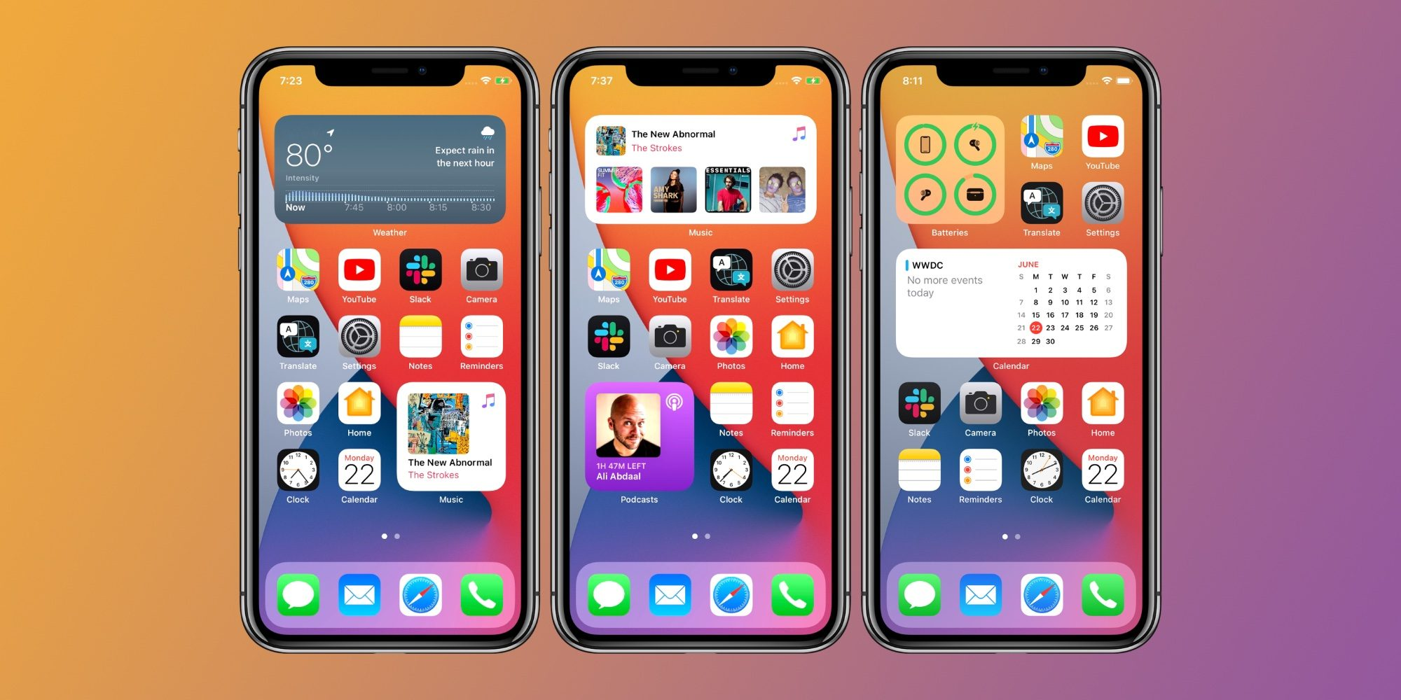Step by step instructions to get iOS 14-style widgets on your Android phone right now