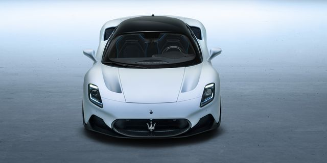 The Maserati MC20 Supercar was uncovered with amazing looks and 621 horsepower