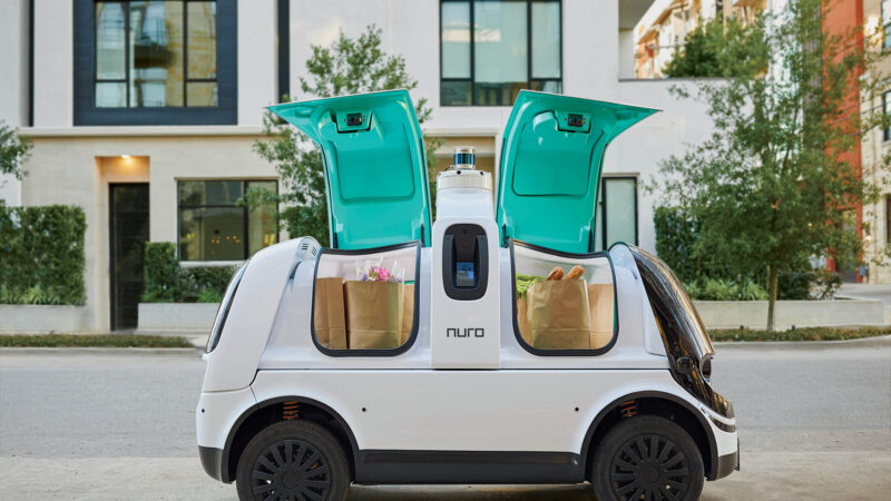 Robot Cars Are Coming, Are Robot Car Shippers Next?