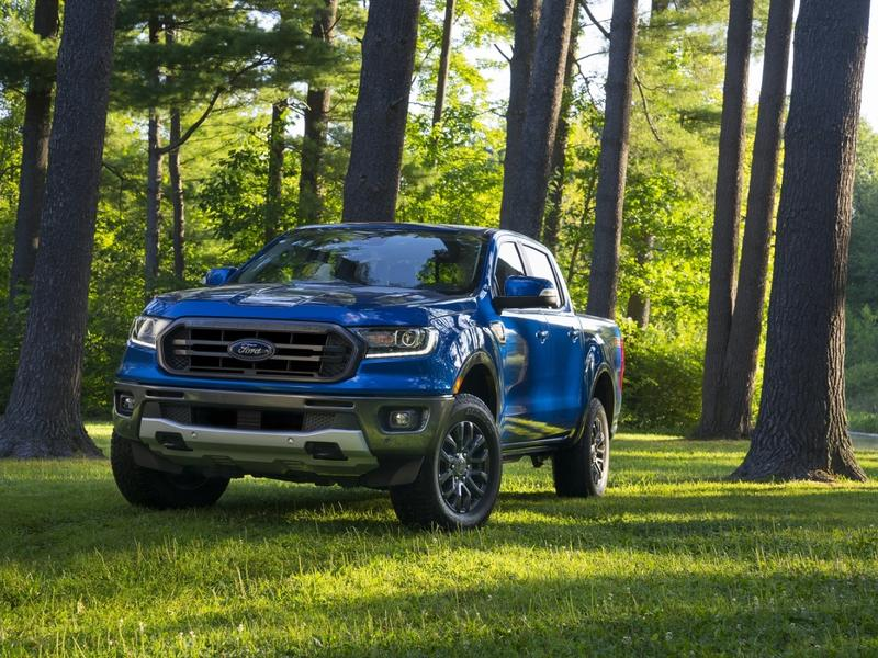 Ford has been selling the best Q3 pickups since 2005
