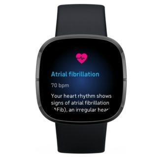 Fitbit's Sense smartwatch starts getting ECG app updates