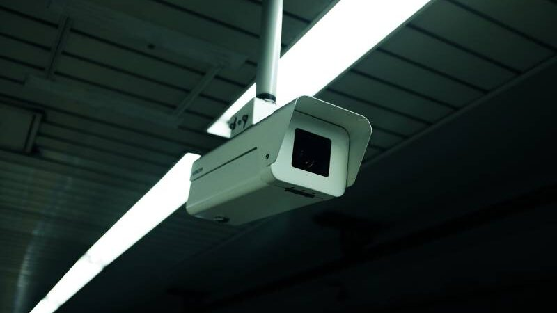 #1 solution for keeping your business safe: Security Cameras