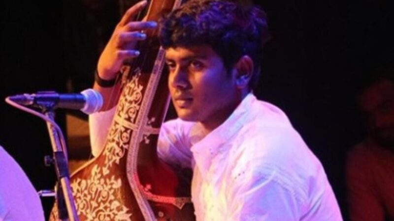 The Youngest Classical Singer of India – Kishan Prakash