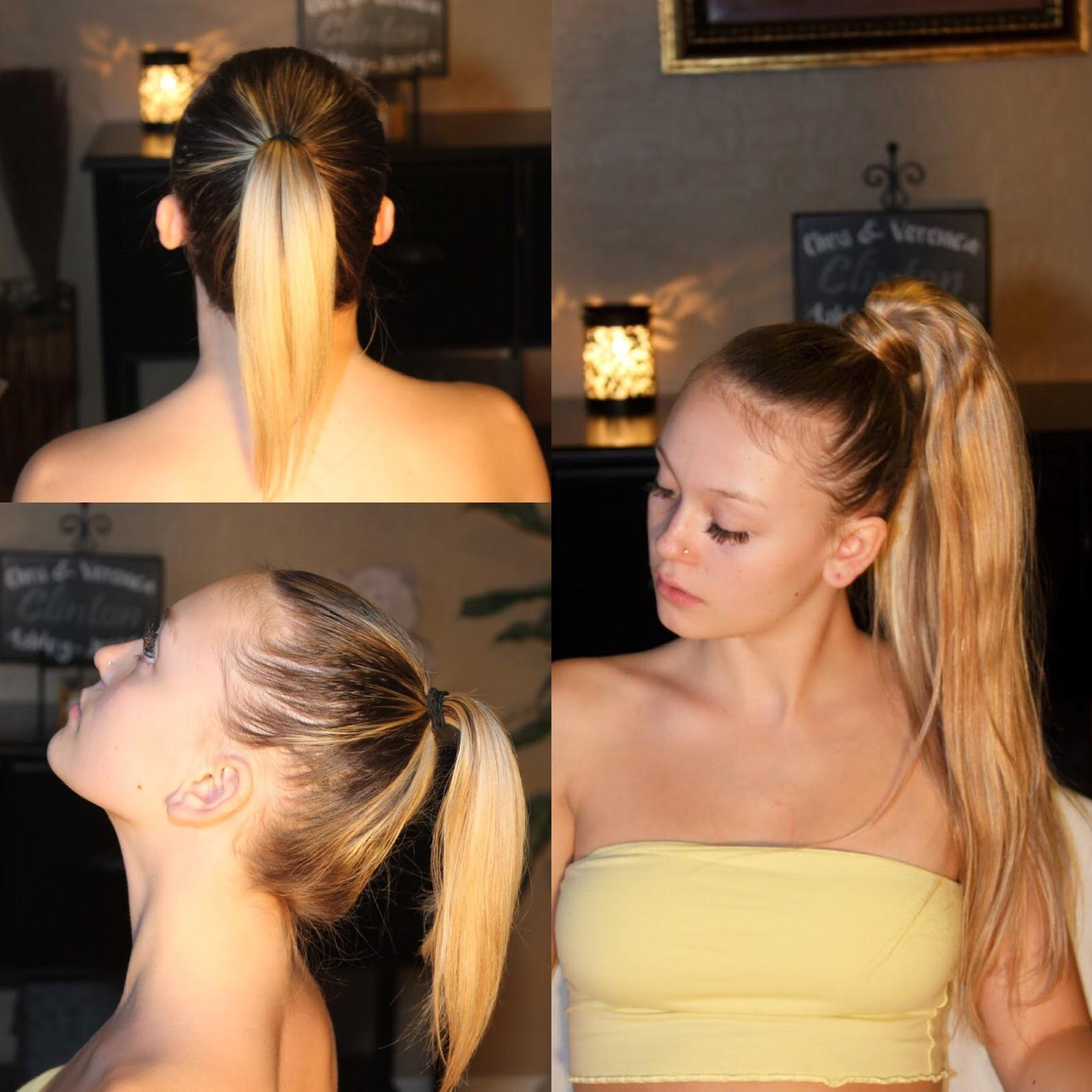 Plush hidden hair – Highest quality Hair extensions