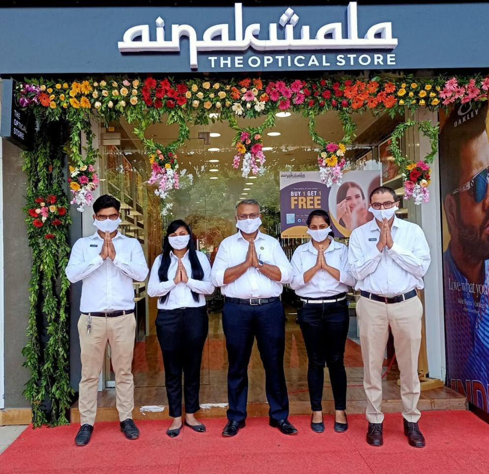 To fortify its position Ainakwala launches its 10th store in City