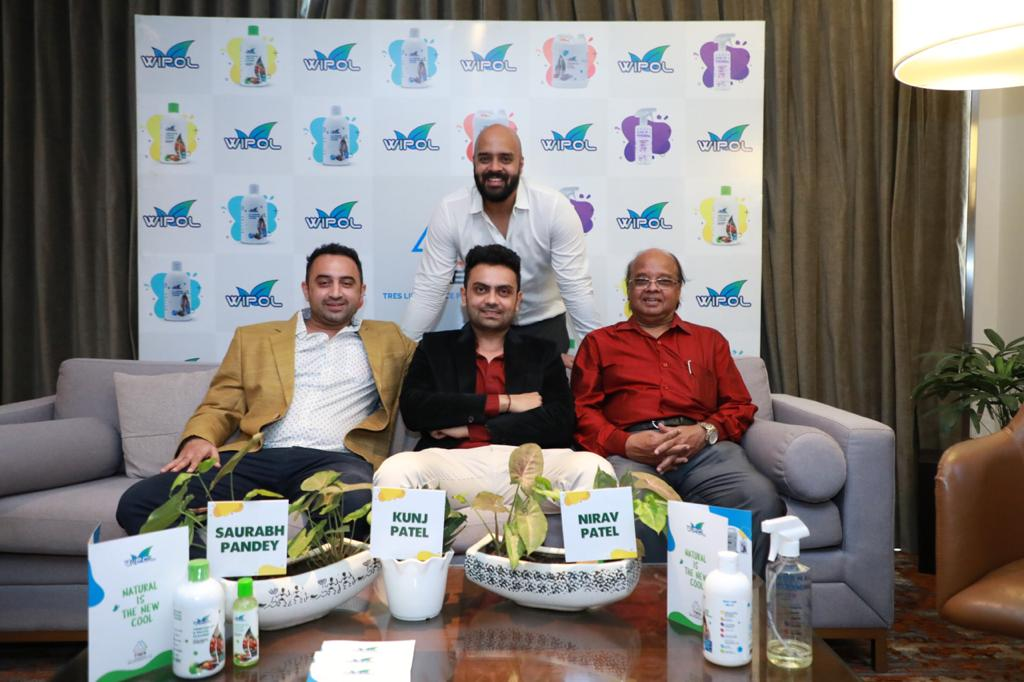 Gujarat based Tres Life Sciences launches eco-friendly cleaners under Wipol brand