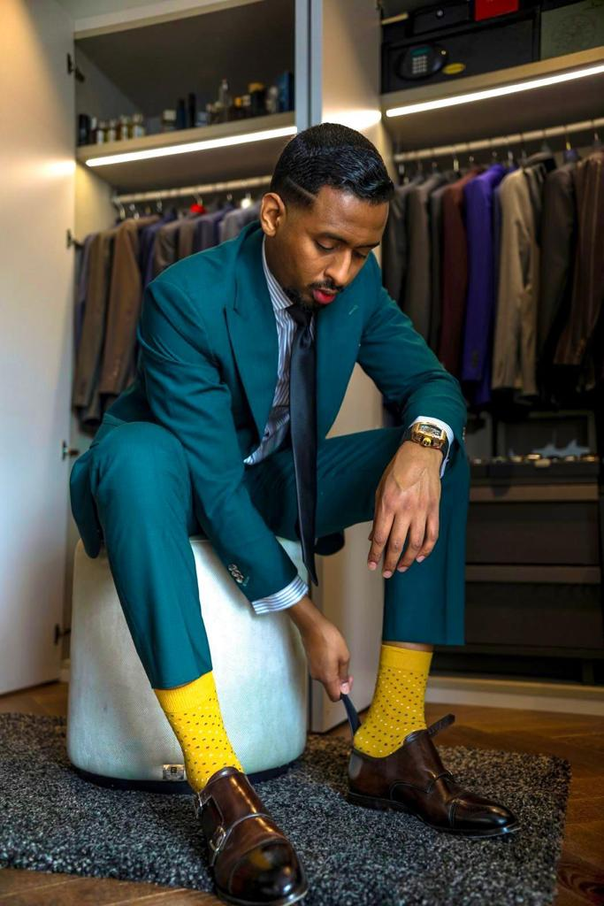 INSPIRING STORY OF A SELF-MADE MULTI-MILLIONAIRE- AHMED MUKHTAR