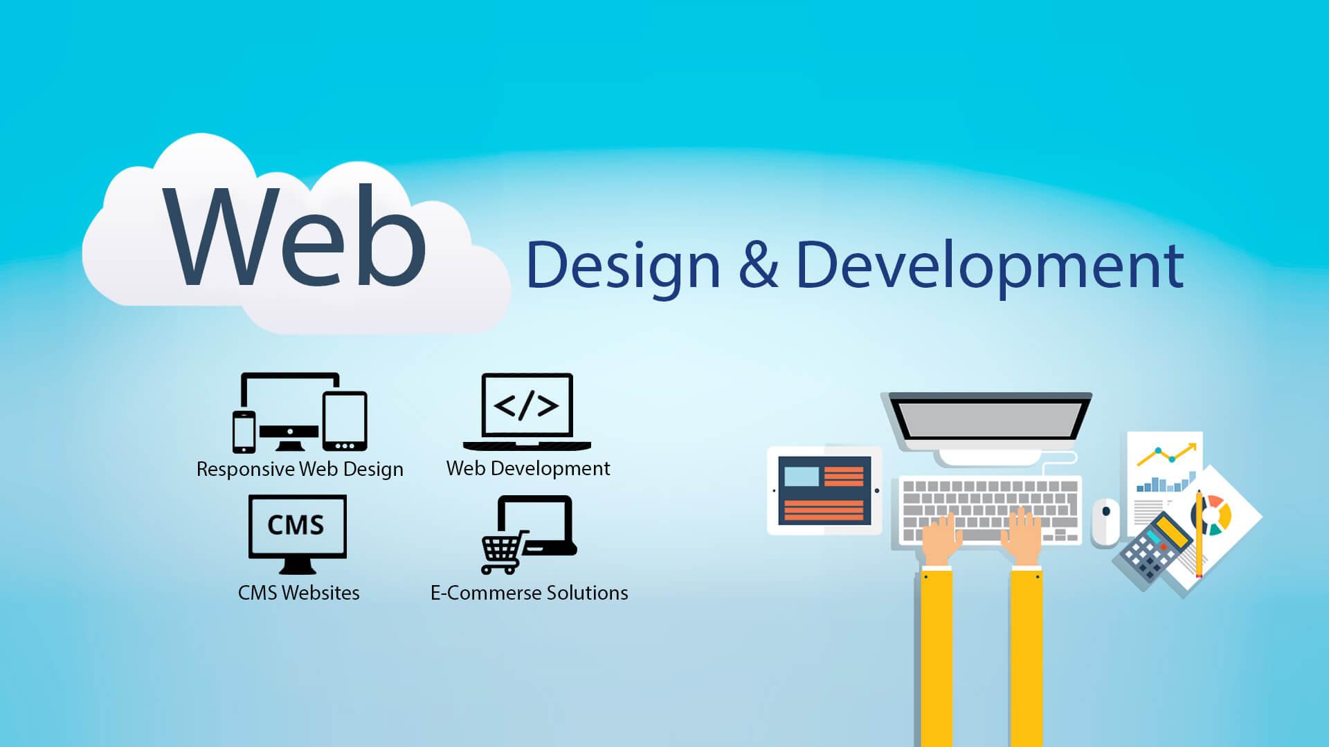 Responsive Web Design & WordPress Web Development is the Core