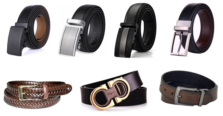 7 Guidelines While Choosing Men's Belts for Optimum Impact