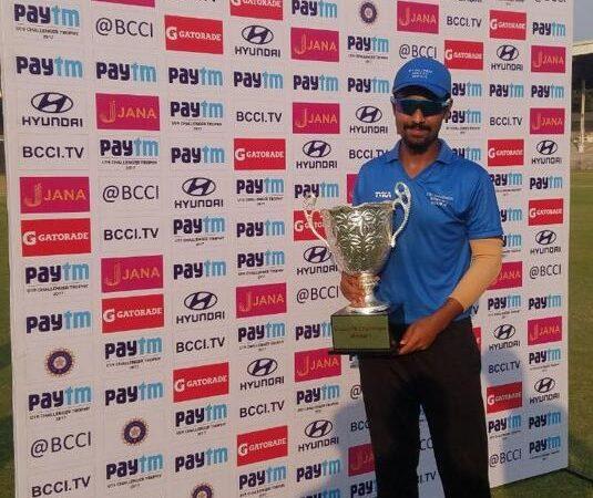 Cricketer Om Bhosale Unforgettable Journey