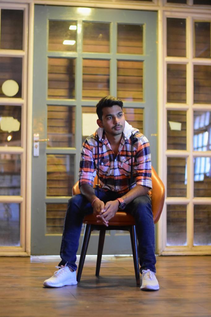 Nitin Kumawat -A young entrepreneur from Jaipur