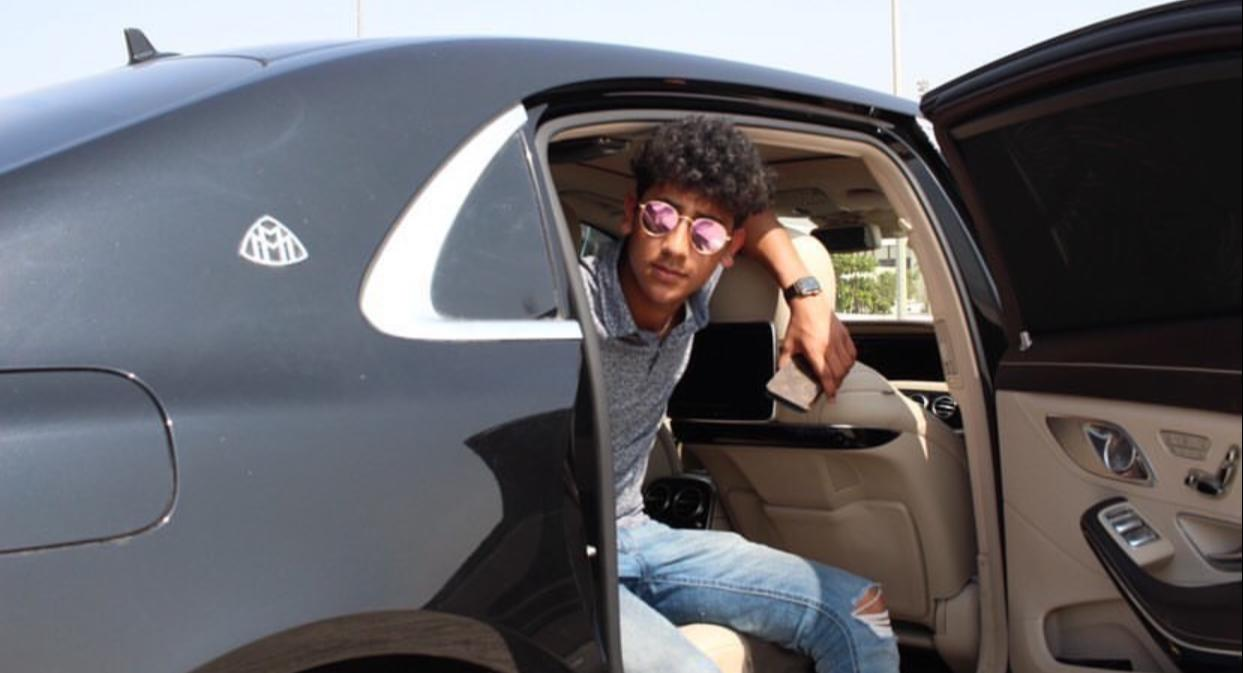 Ahmad Mahmood – One Of The Richest Kid Of Dubai
