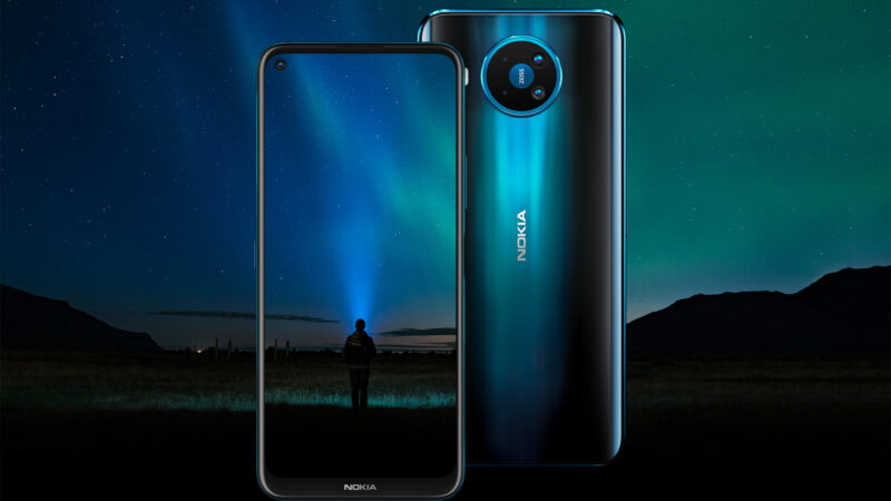 For Verizon, Nokia's first large HMD-made phone in the US is an 8.3 5G