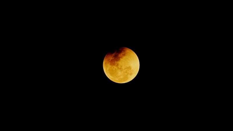 How to watch the 'Frosty Moon eclipse and the gorgeous full moonrise' one week from now