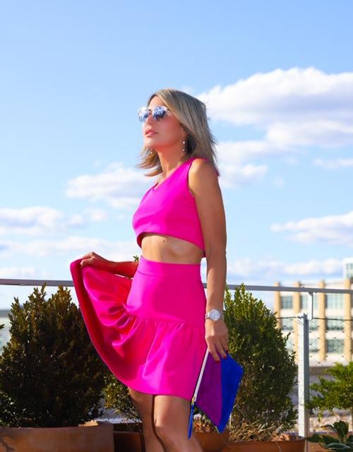 Olga Ferrara : New York Fashion updates
