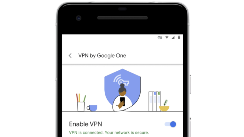 Google going to launch VPN by Google One (US-only)