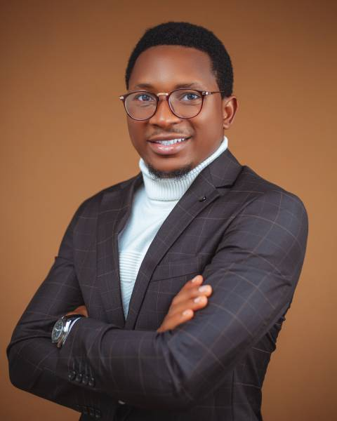 Impacting people's lives through his network marketing and coaching skills is Daniel Oche Onoja