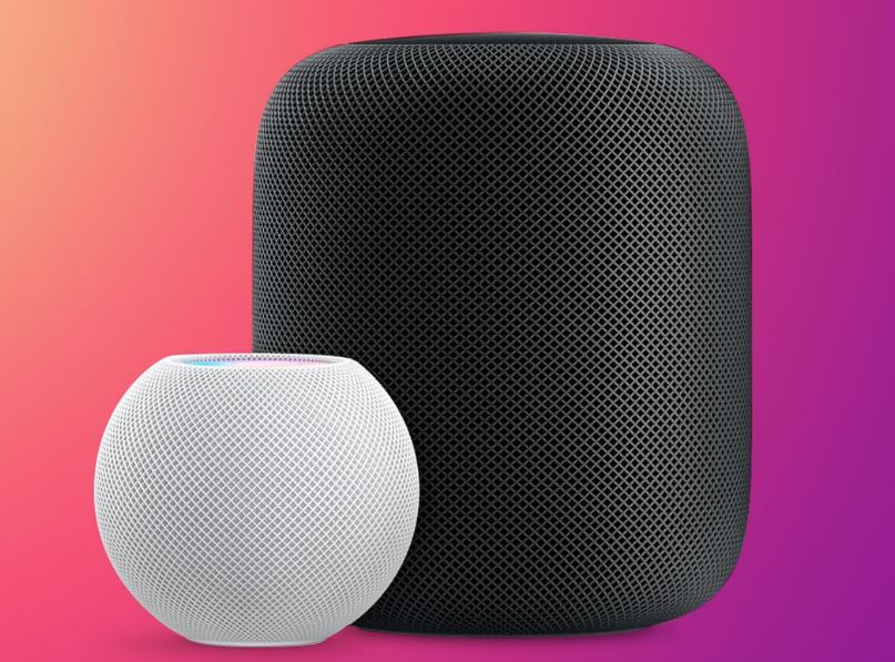 Apple has made iOS 14.2.1 accessible for HomePod and HomePod Mini