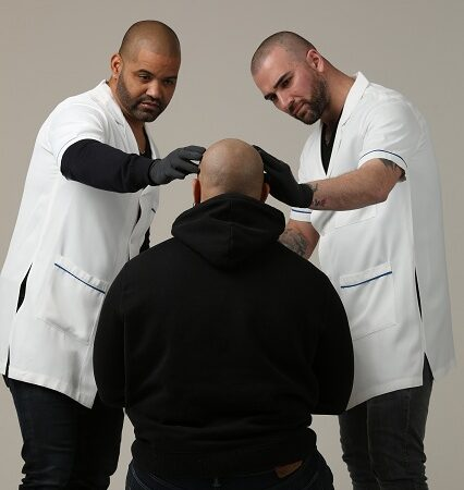 Dealing With Hairloss? Gerow Hair Ink's Scalp Micro-Pigmentation (SMP) Treatment Can Help