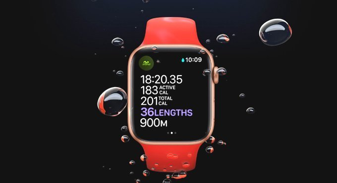 You should now activate the Apple Watch feature for your health
