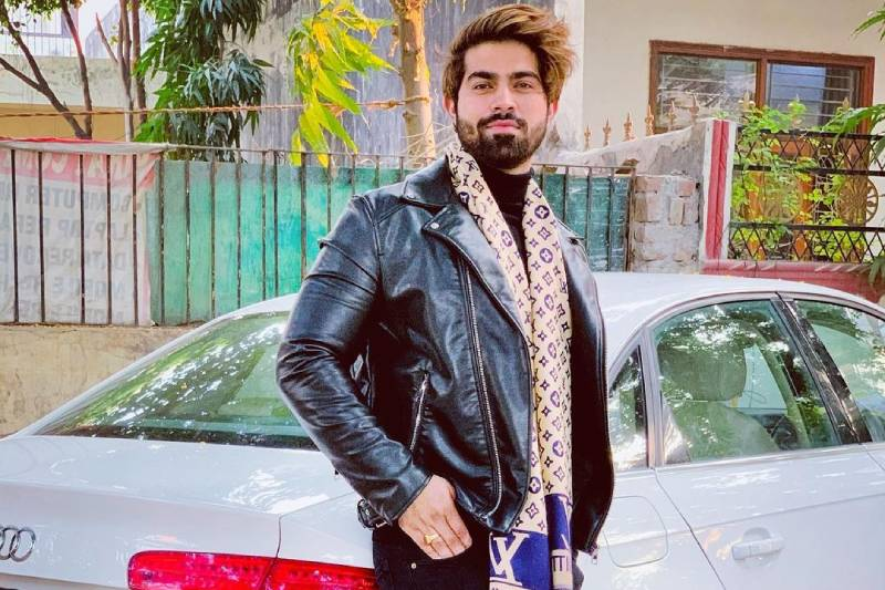 Ankit Singh, India's most prominent fashion and lifestyle influencer