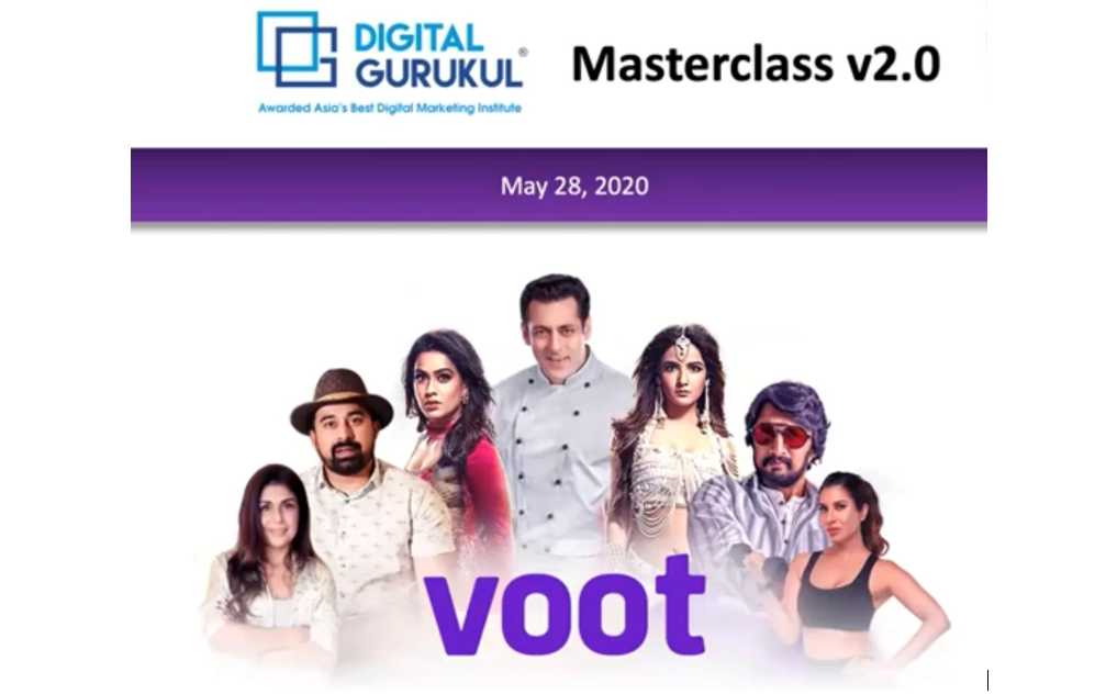 """How """"Digital Masterclass series"""" launched by Dr. Raj Padhiyar became huge hit in lockdown!"""