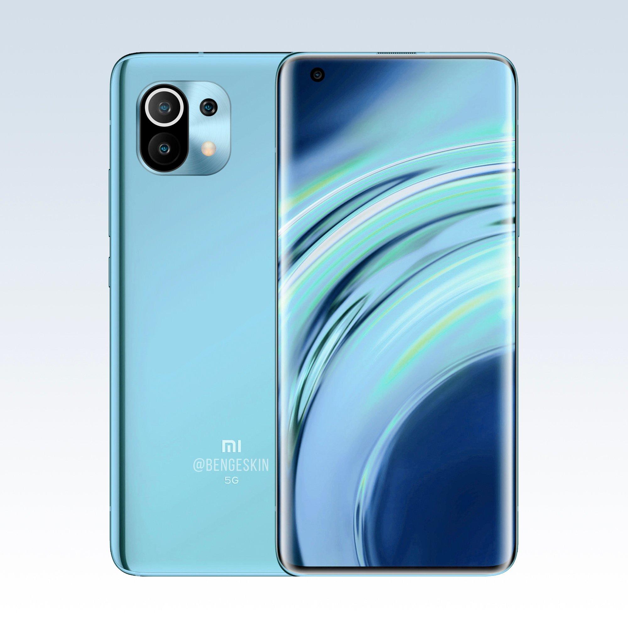 Xiaomi announced Mi 11 launch date