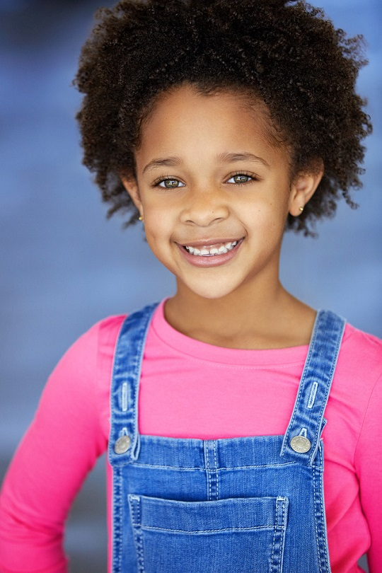 7 Year Old Rapper/Singer Journey Christine Proves Good Things Come To Those Who WORK