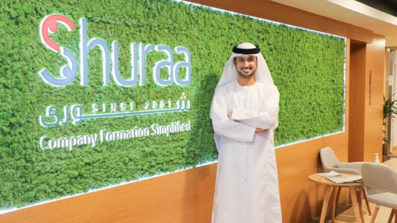 Shuraa Group's Saeed Khalifa Mohammed Al Fuqaei says, expanding the UAE's entrepreneurial ecosystem is important
