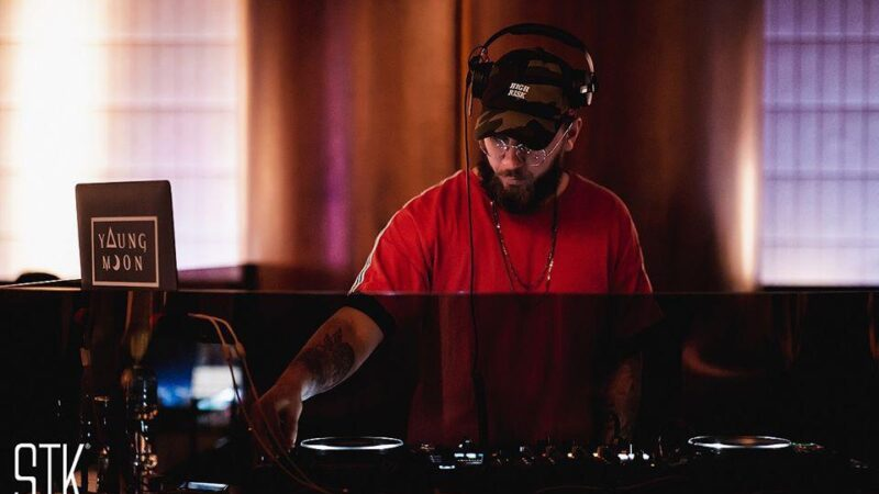 Courageous energy and assurance have seen DJ Youngmoon arise as a first-class DJ, globally.
