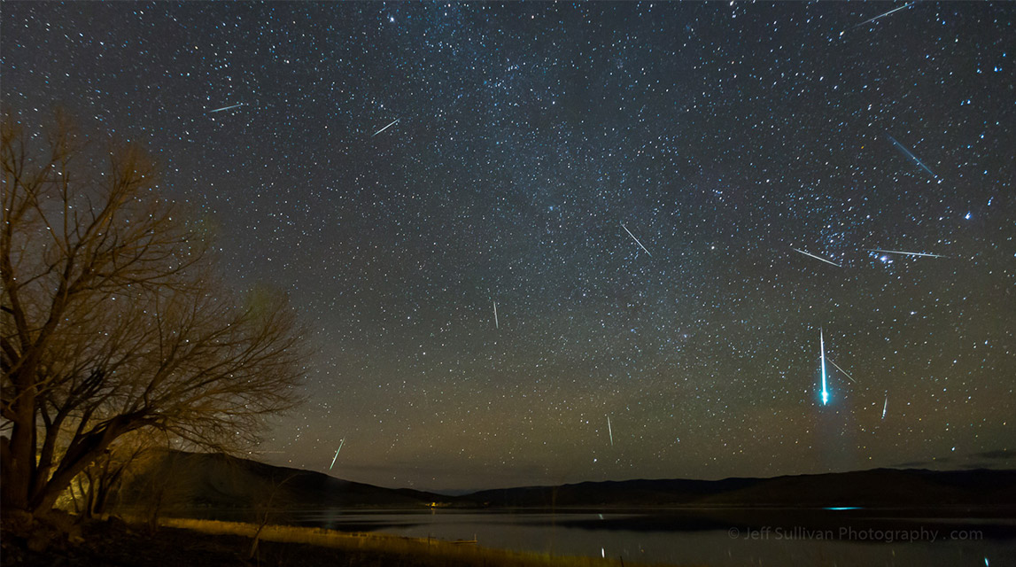 Geminid meteor shower: That are extremely beneficial for the year to shine this weekend