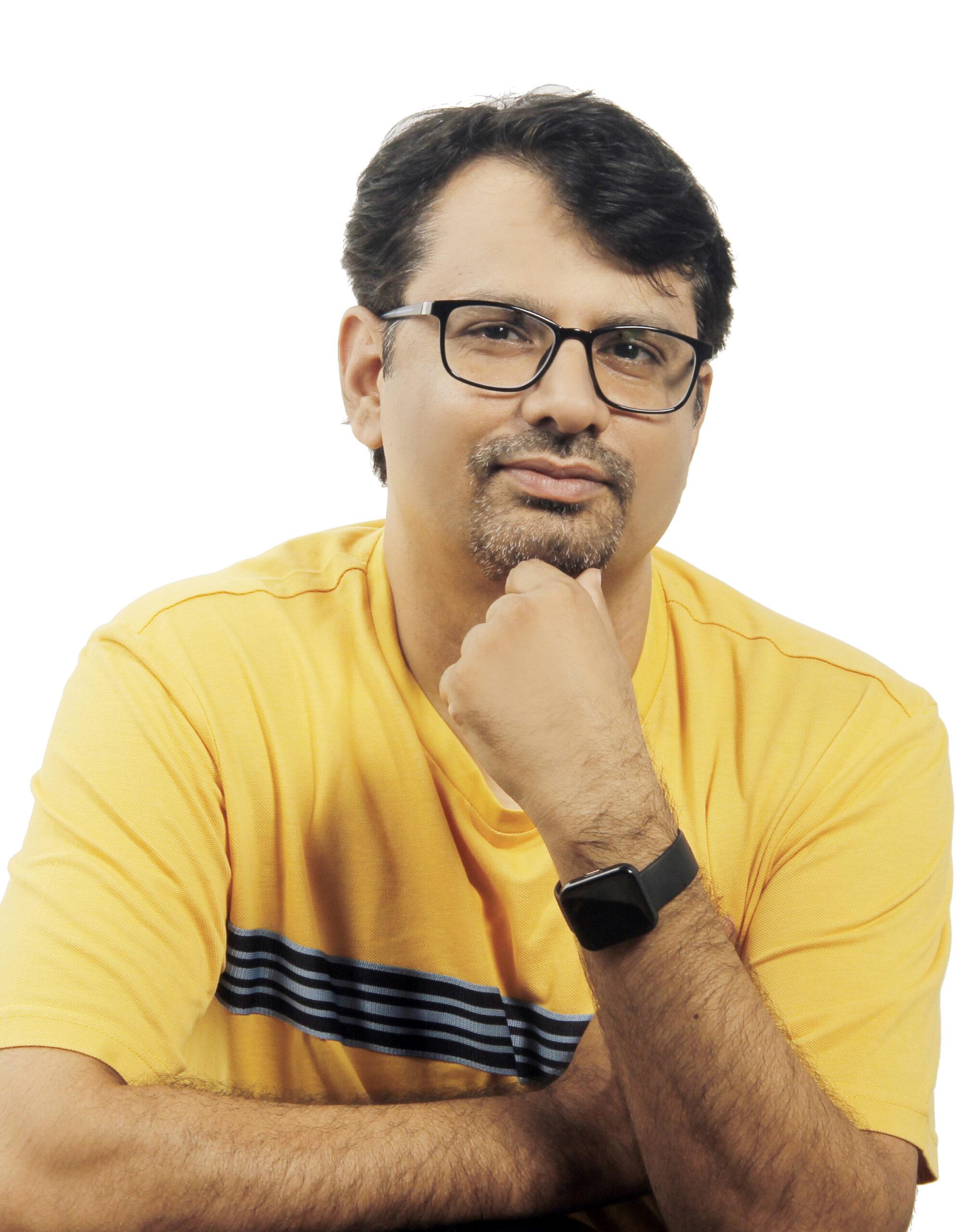 Dr Gajendra Purohit – Re-defining the Concept of CSIR-NET Mathematics / Author of CSIR-NET/JRF Mathematics