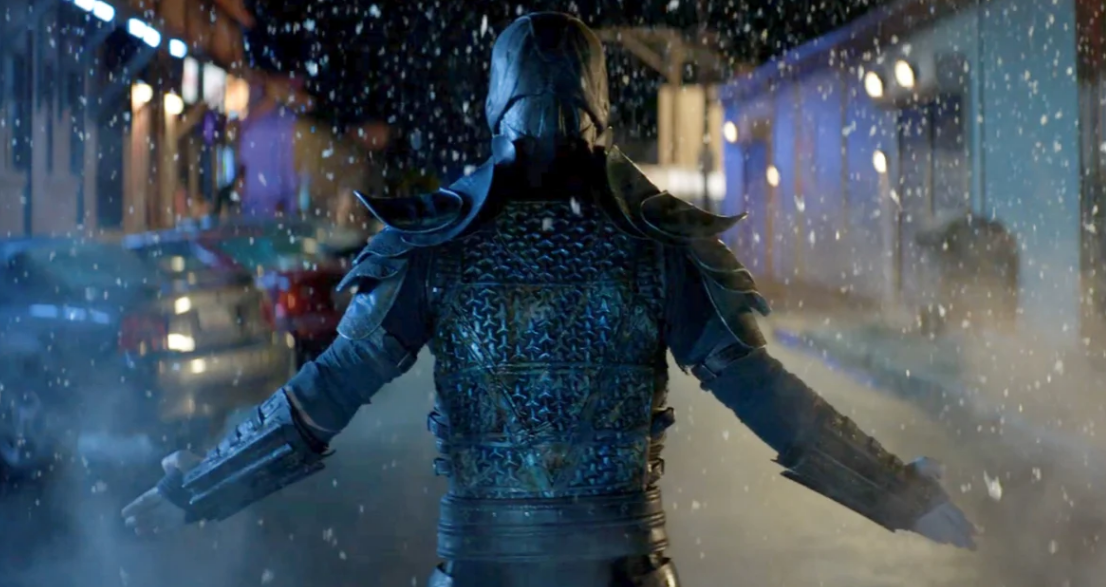 Mortal Kombat film releases new footage of 'Sub-Zero'