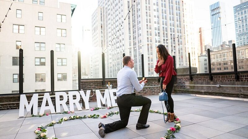 HOW TO PICK THE PERFECT PLACE TO POP THE QUESTION