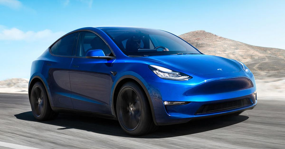 Tesla Model Y Standard Range launches surprise, debuts 7-seat option