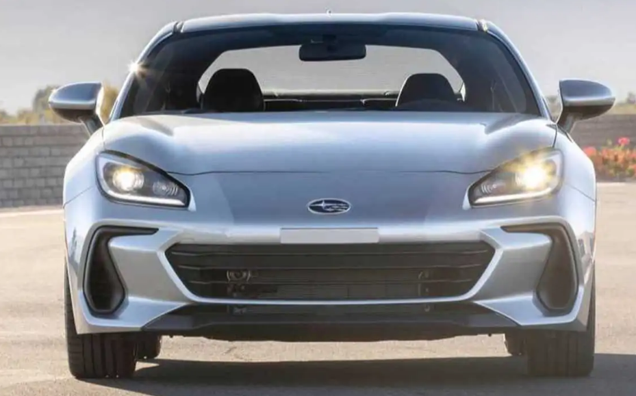 The next-gen 'Toyota 86' front end was revealed in the design trademark