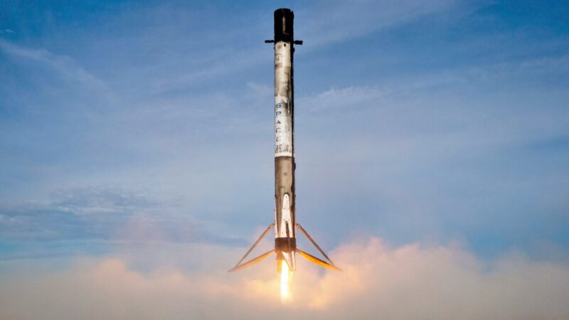 SpaceX set a new record for rocket recycling with the successful Starlink launch