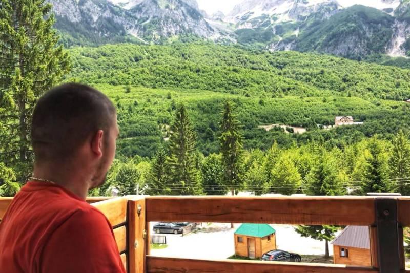 Luis Begaj, a self-educated web-based media master from Albania